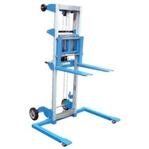 IHS A LIFT S Straddle Hand Winch Lift Truck, 47   67 Lift Height, 22