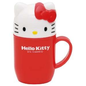 Sanrio Hello Kitty Water Mug with Lid #8369 Baby