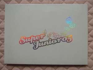 SUPER JUNIOR official 1st fan meeting Postcard VERY RARE 2006