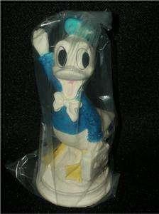 Donald Duck Cake Topper Decoration Disney Edible Sugar Figure Vintage