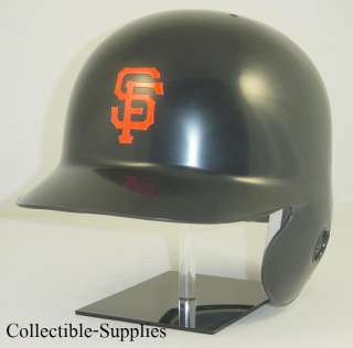 SAN FRANCISCO GIANTS Real MLB Full Size Batting Helmet