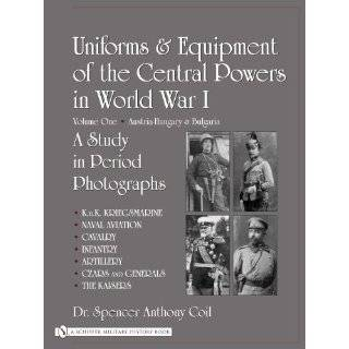 Central Powers in World War I Germany & Ottoman Turkey [Hardcover