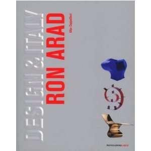 Design & Italy Ron Arad (9788837051518) Alba Cappellieri