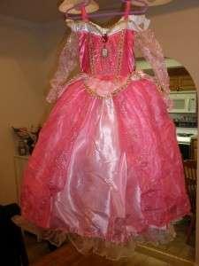 Disney Princess Sleeping Beauty Costume AURORA XSMALL 4