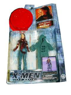 Rogue Toy Biz X Men Movie Action Figure