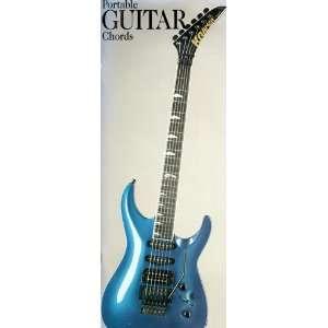 Portable Guitar Chords: Karamar Publishing: Books
