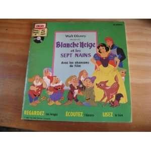 Walt Disney Presente: Blanche Neige et les Sept Nains