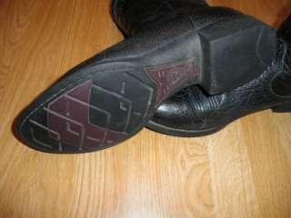 ARIAT Heritage Roper Cowboy Boots, Black Sz 13D mens