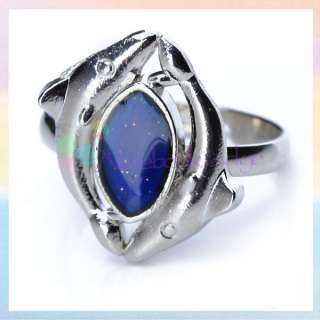 Changing Mood Ring Band Emotion Feeling Changeable Pick U Style