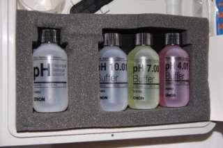 Scientific Orion Research Waterproof Portable pH Meter Model 265 Kit