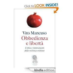 Campo dei fiori) (Italian Edition): Vito Mancuso:  Kindle