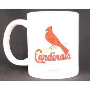 St. Louis Cardinals 12 Oz. Ceramic Coffee Mug Sports