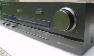 Technics SU Z980 Stereo Integrated Amplifier Works Great AMP W/ Manual