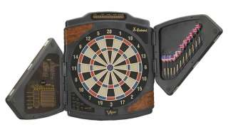 VIPER X TREME ELECTRONIC DART BOARD LED w/43 GAMES 719265528272