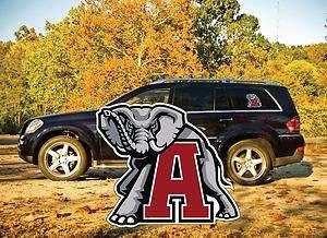 Alabama Crimson Tide NCAA Football Vinyl Decal Stickers 10