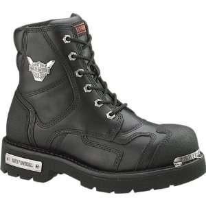 Harley Davidson Stealth Steel Toe Boots