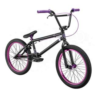 New 2013 Kink Launch Complete BMX Bike Bicycle   20 Inch   Matte Dusk