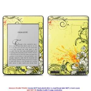 sticker for  Kindle Touch case cover KDtouch 558 Electronics