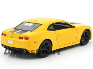 MAISTO 1:24 2010 CHEVROLET CAMARO SS RS NEW DIECAST MODEL CAR BUMBLE