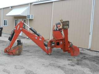 2006 Ditch Witch A920 Backhoe Trencher Cable Vibratory Plow RT75 RT115