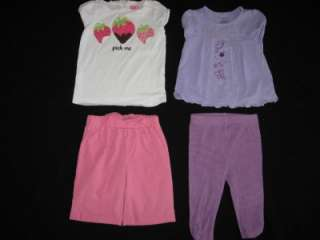 Lot 32 Pieces Baby Girl Toddler Size 18 24 Months 2T Spring Summer