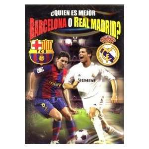 Quien Es Mejor Barcelona O Real Madrid? Movies & TV