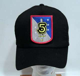 Babylon 5 Command Baseball Cap/Hat w Patch