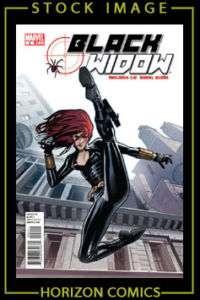 BLACK WIDOW #2 Marvel Comics
