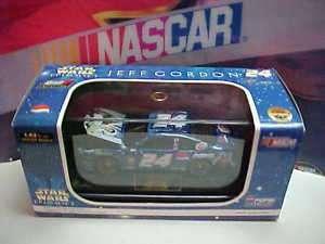 JEFF GORDON 1999 STAR WARS 1/43 REVELL CAR 1 OF 5508