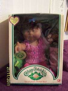 Vintage 2004 Maya Reanna, July 24th, Cabbage Patch Kids New