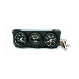 Auto Meter 2396 1 1/2IN BLK MECH GAUGE Automotive