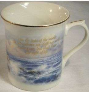 Lenox Nicky Boehme The Light in the Mist MUG CUP