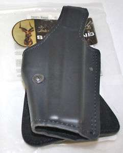 Safariland #518 40 61 Plain, Lined Paddle Holster, RH