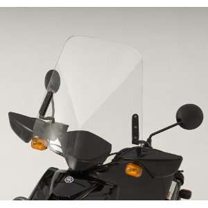 Genuine O.E.M. Yamaha Zuma 125 Windshield pt# ABA 32S06 00