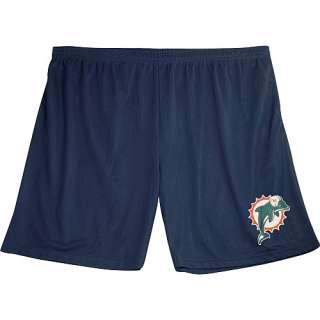 Miami Dolphins Bottoms NFL Miami Dolphins Big & Tall Mesh Shorts