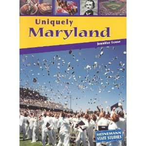 Maryland (State Studies) (9781403445087) Jennifer Leese Books