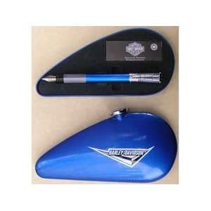 Waterman Harley Davidson Horizon Blue Fountain Pen
