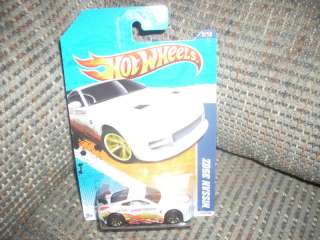 Hot wheels 2011 Nightburnerz NISSAN 350Z 2/10