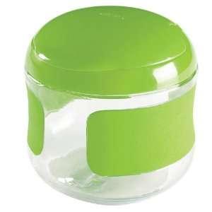 Tot Flip Top Snack Cup   Green Baby