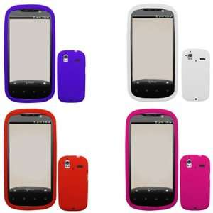 Amaze 4G Combo Solid White + Solid Dark Blue + Solid Red +Solid Hot