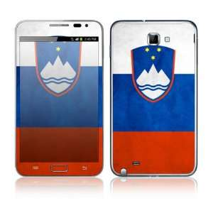 Flag of Slovenia Decorative Skin Cover Decal Sticker for