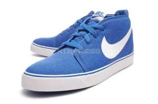 Nike Toki Canvas [446336 401] Casual Royal Blue/White