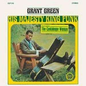 His Majesty King Funk [Vinyl] Grant Green Music