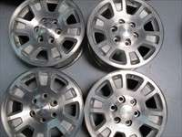 05 08 GMC Sierra Yukon Denali Factory 17 Wheels OEM Rims 5222 9595381
