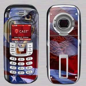 LG VX9800 american flag & eagle Skin 72001 Everything Else
