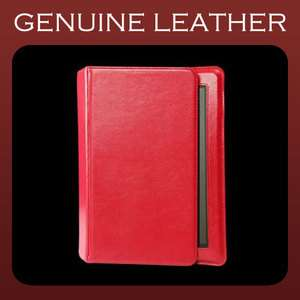 Apple iPad 2   SENA Magnetic Florence Case   Red   Genuine European