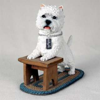 Terrier Statue Dog Figurine. Home Decor Dog Products & Dog Gifts