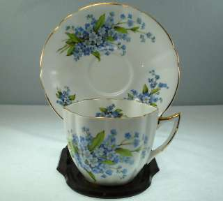 Society Fine Bone China Cup & Saucer