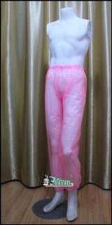 ADULT BABY incontinence PLASTIC five inch PANTS P009 5T Size:L/XL/XXL