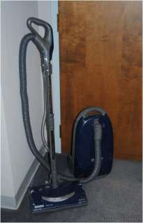 Kenmore Progressive Canister Vacuum Cleaner w/ 3 Attachments